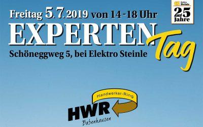 Expertentag 2019